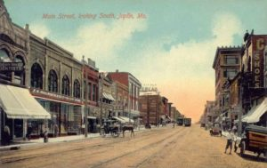 Main Street Looking South Joplin MO