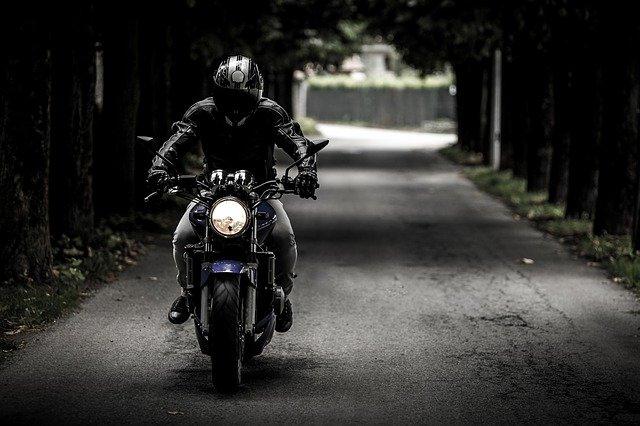 St. Louis Motorcycle Rider